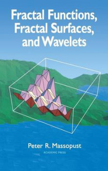 Fractal Functions, Fractal Surfaces, and Wavelets av Peter R. Massopust (Innbundet)