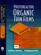 Omslag - Photoreactive Organic Thin Films