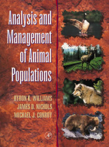 Analysis and Management of Animal Populations av Byron K. Williams, James D. Nichols og Michael J. Conroy (Innbundet)