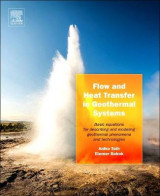 Omslag - Flow and Heat Transfer in Geothermal Systems