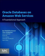 Omslag - Oracle Databases on Amazon Web Services
