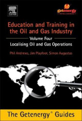 Omslag - Education and Training for the Oil and Gas Industry