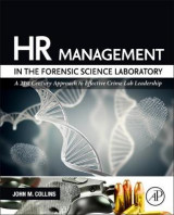 Omslag - HR Management in the Forensic Science Laboratory