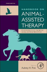 Omslag - Handbook on Animal-Assisted Therapy
