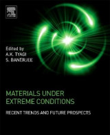 Omslag - Materials Under Extreme Conditions