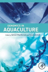 Omslag - Genomics in Aquaculture