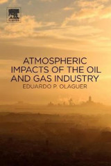 Omslag - Atmospheric Impacts of the Oil and Gas Industry