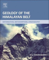 Omslag - Geology of the Himalayan Belt