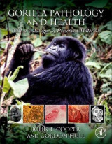 Omslag - Gorilla Pathology and Health