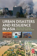 Omslag - Urban Disasters and Resilience in Asia