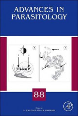 Omslag - Advances in Parasitology: Volume 88