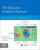 Omslag - The Data and Analytics Playbook
