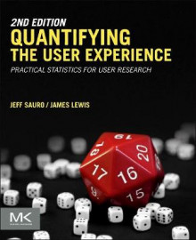 Quantifying the User Experience av Jeff Sauro og James Lewis (Heftet)