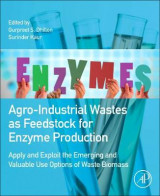 Omslag - Agro-Industrial Wastes as Feedstock for Enzyme Production