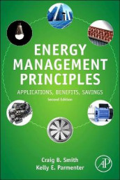 Energy Management Principles av Kelly E. Parmenter og Craig B. Smith (Heftet)