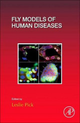 Omslag - Fly Models of Human Diseases