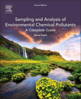 Omslag - Sampling and Analysis of Environmental Chemical Pollutants