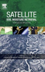 Omslag - Satellite Soil Moisture Retrieval