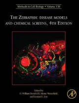 Omslag - The Zebrafish: Disease Models and Chemical Screens