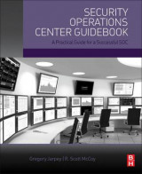 Omslag - Security Operations Center Guidebook