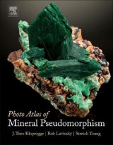 Omslag - Photo Atlas of Mineral Pseudomorphism
