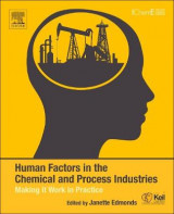 Omslag - Human Factors in the Chemical and Process Industries