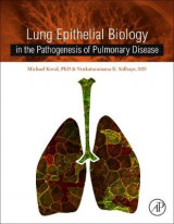 Omslag - Lung Epithelial Biology in the Pathogenesis of Pulmonary Disease