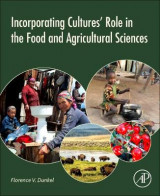 Omslag - Incorporating Cultures' Role in the Food and Agricultural Sciences
