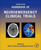 Omslag - Handbook of Neuroemergency Clinical Trials