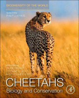 Omslag - Cheetahs: Biology and Conservation