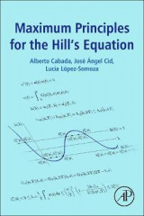 Omslag - Maximum Principles for the Hill's Equation