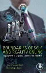 Omslag - Boundaries of Self and Reality Online