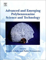 Omslag - Advanced and Emerging Polybenzoxazine Science and Technology