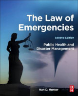 Omslag - The Law of Emergencies