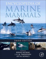 Omslag - Encyclopedia of Marine Mammals