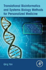 Omslag - Translational Bioinformatics and Systems Biology Methods for Personalized Medicine