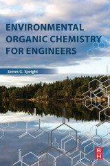Omslag - Environmental Organic Chemistry for Engineers