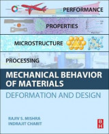 Omslag - Mechanical Behavior of Materials: Deformation and Design