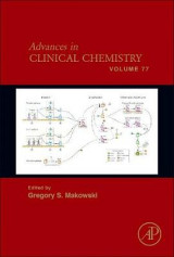 Omslag - Advances in Clinical Chemistry: Volume 77