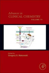 Omslag - Advances in Clinical Chemistry: Volume 74