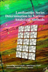 Omslag - Lanthanides Series Determination by Various Analytical Methods