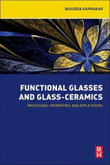 Omslag - Functional Glasses and Glass-Ceramics