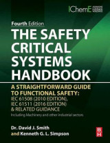 Omslag - The Safety Critical Systems Handbook