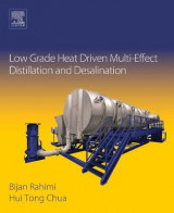 Omslag - Low Grade Heat Driven Multi-Effect Distillation and Desalination