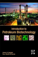 Omslag - Introduction to Petroleum Biotechnology