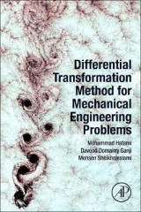 Omslag - Differential Transformation Method for Mechanical Engineering Problems