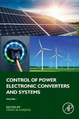 Omslag - Control of Power Electronic Converters and Systems - Vol. 1