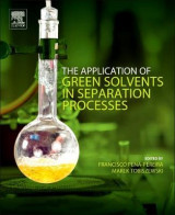 Omslag - The Application of Green Solvents in Separation Processes