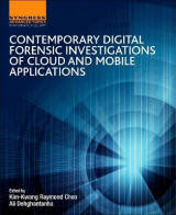 Omslag - Contemporary Digital Forensic Investigations of Cloud and Mobile Applications