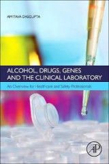Omslag - Alcohol, Drugs, Genes and the Clinical Laboratory